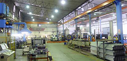 Radiadores rahemo empresa for Fabricacion radiadores